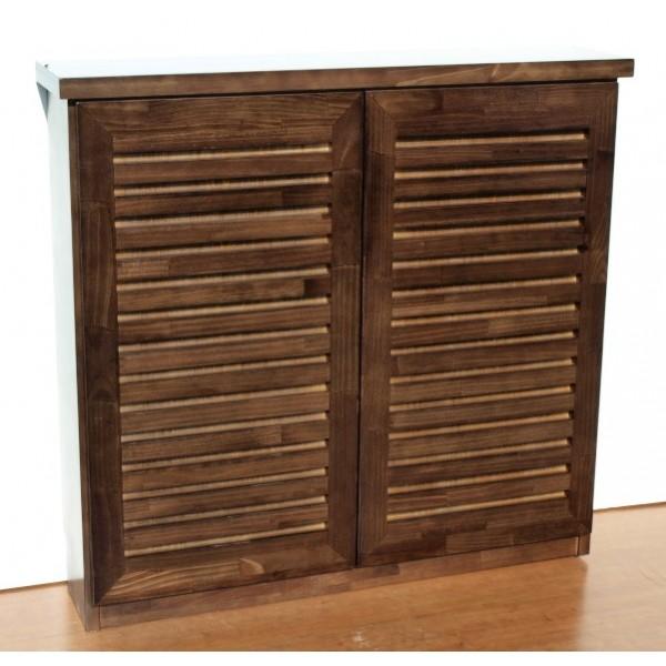 Cubreradiador cl sico de madera - Cubreradiadores clasicos ...