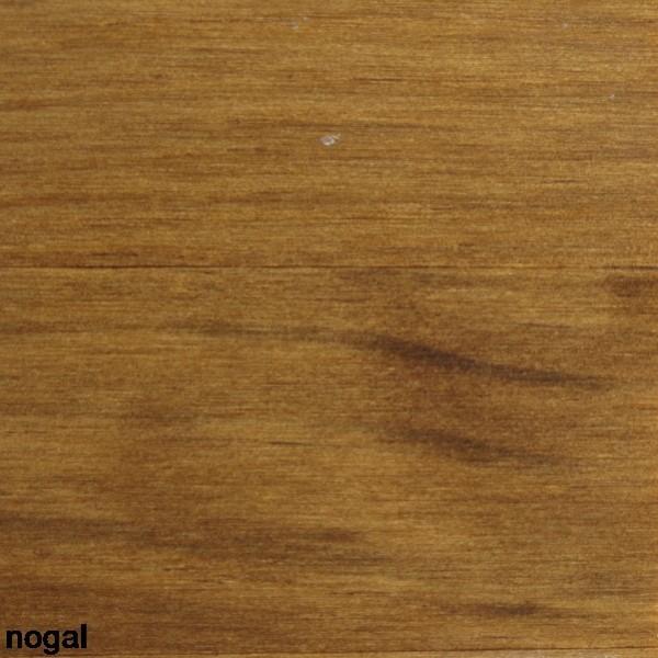 Acabado nogal - Color nogal en madera ...