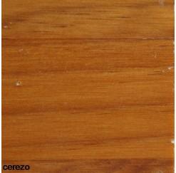 Acabado color Cerezo
