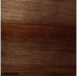 Acabado color Palisandro